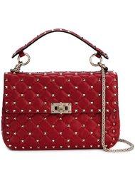 сумка на плечо 'Rockstud Matelasse' Valentino