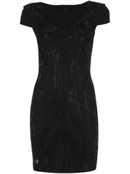 'Super Geometric' dress Philipp Plein