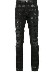 'Fun Kinds' Batman jeans Philipp Plein