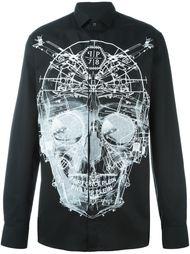 рубашка 'Skull' Philipp Plein