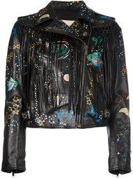 байкерская куртка 'Astro Couture' Valentino