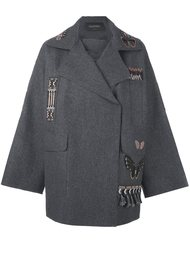 пальто с вышивкой 'Etno' Valentino