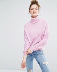 Розовая водолазка Sportmax Code Donna - Розовый