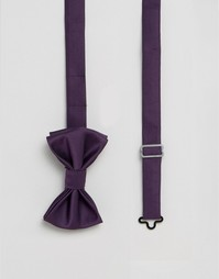 Фиолетовый галстук‑бабочка Devils Advocate - Фиолетовый