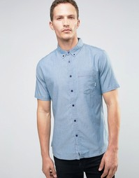 Рубашка с короткими рукавами Element Cooper - Синий