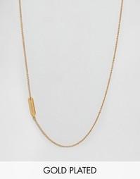 Ожерелье Gorjana Scorpio - Золотой