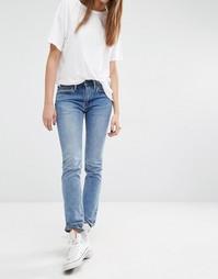 Прямые джинсы с высокой талией Levis 505 - Синий Levis®