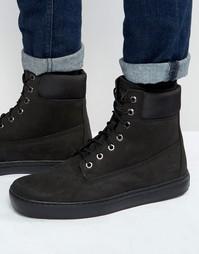 Ботинки Timberland Newmarket - Черный