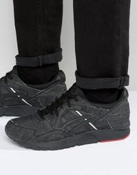 Кроссовки из денима Asics Gel-Lyte V Pack HN6D3 9090 - Черный