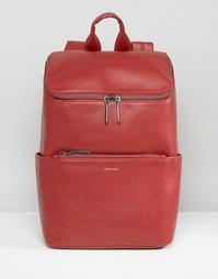 Рюкзак Matt & Nat Brave - Красный