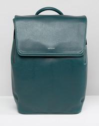Рюкзак Matt & Nat Fabi - Зеленый