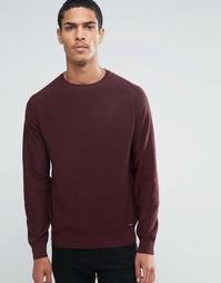 Джемпер в рубчик Threadbare - Красный