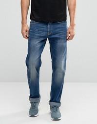 Прямые джинсы Blend - Синий