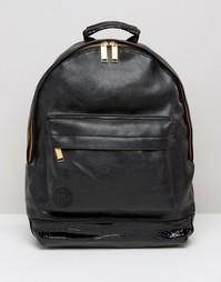 Полиуретановый рюкзак Mi Pac - Черный