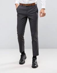 Брюки слим Burton Menswear - Серый