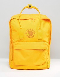 Рюкзак Fjallraven Re- Kanken 16L - Желтый
