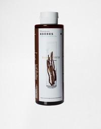 Шампунь для жирных волос с экстрактом солодки и крапивы Korres - 250 мл - Бесцветный