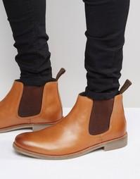 Ботинки челси Lambretta - Коричневый