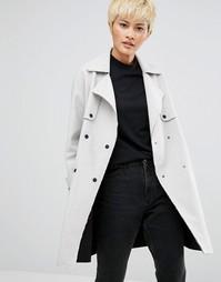 Куртка-макинтош Native Youth Esker - Серый