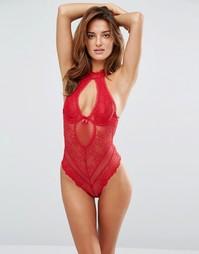 Боди Ann Summers Alexia - Красный