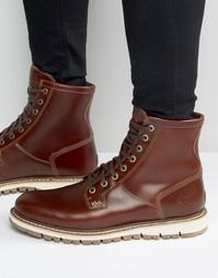 Ботинки на шнуровке Timberland Britton - Коричневый