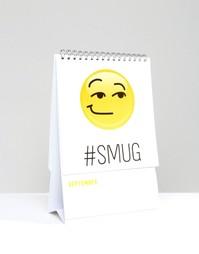 Календарь настроения со смайликами NPW - Мульти