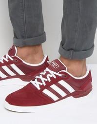 Кроссовки Adidas Zx Vulc - Красный