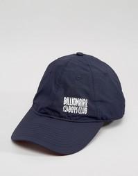Нейлоновая кепка Billionaire Boys Club - Темно-синий