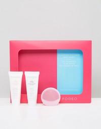 Набор очищающих средств для кожи Foreo Luna Play Pearl Pink - СКИДКА 28 - Бесцветный