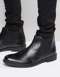 Ботинки челси Lambretta - Черный