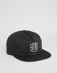 Бейсболка HUF Oath - Черный