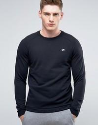 Черный свитшот с круглым вырезом Nike Modern 805126-010 - Черный