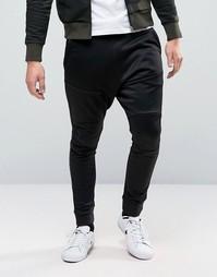 Черные спортивные штаны G-Star 5621 - Черный