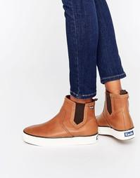 Ботинки челси Keds - Рыжий