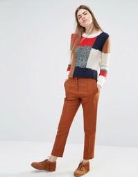 Узкие брюки Vanessa Bruno Athe - Рыжий
