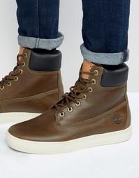Ботинки Timberland Newmarket - Коричневый
