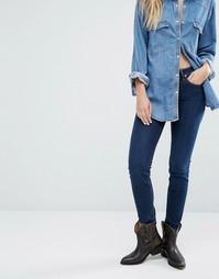 Зауженные джинсы Lee Scarlett - Синий