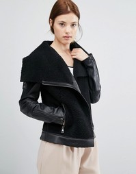 Куртка с воротником-труба Urbancode - Мульти