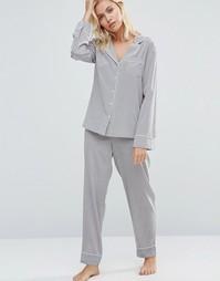 Пижама Stella McCartney Poppy Snoozing - Серый