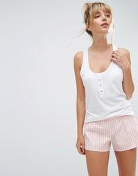 Пижама Undiz Topcooliz Illicitiz - Белый
