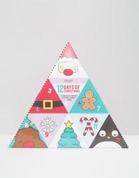 Рождественский календарь MAD Beauty 12 Days of Christmas эксклюзивно для ASOS - Бесцветный