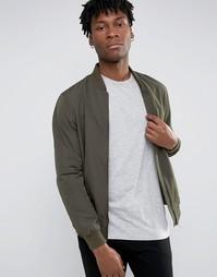 Куртка-пилот Burton Menswear - Зеленый