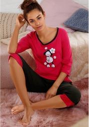 Пижама капри