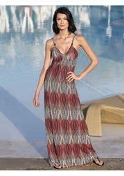 Платье-макси Heine