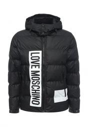 Куртка утепленная Love Moschino