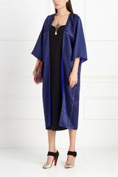 Шелковое пальто Sabiha Asian Spirit