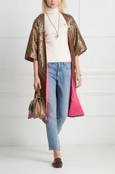 Шелковое пальто Ruqaiya Asian Spirit
