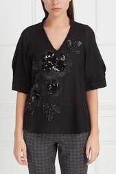 Шерстяная блузка Etro