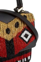 Кожаная сумка Mini Alex Les Petits Joueurs