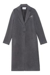 Пальто из шерсти и кашемира T by Alexander Wang